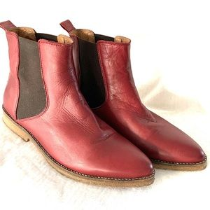 Miz Mooz Lucia Leather Booties 11